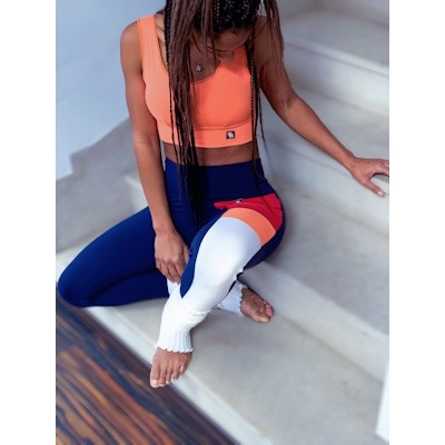 Legging quadrados